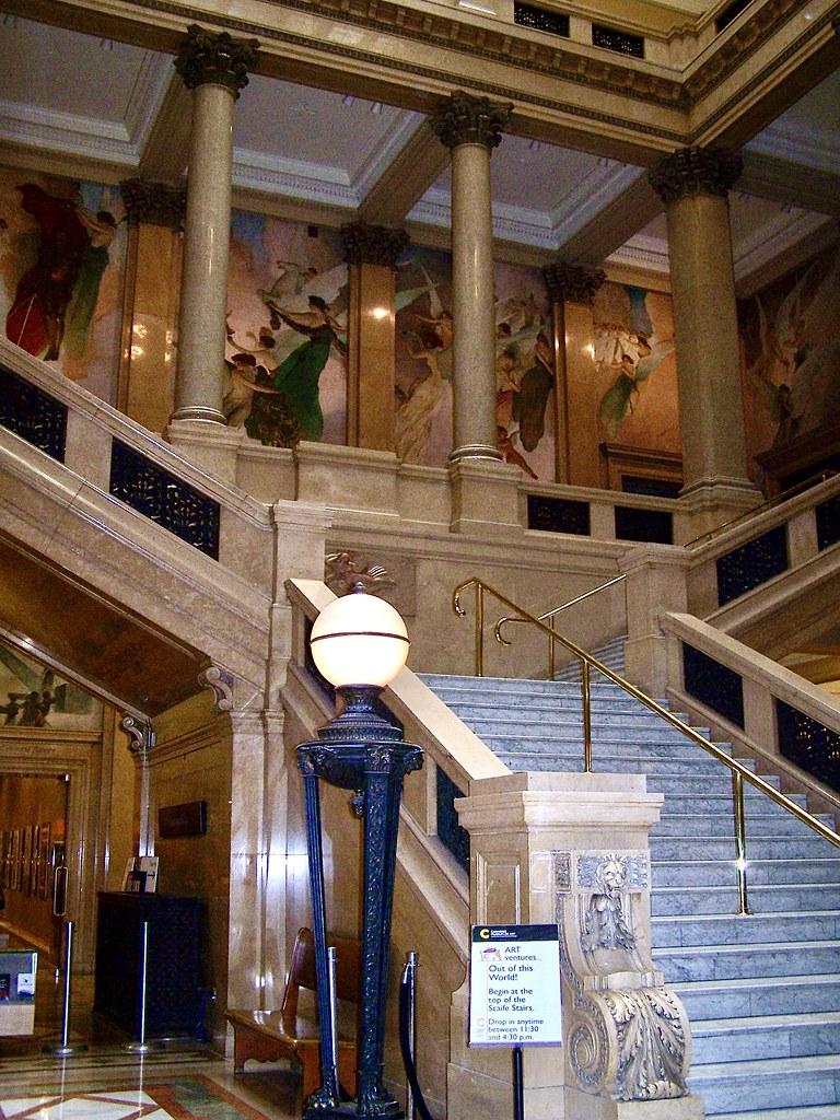 Pittsburgh - Pennsylvania  - Carnegie Museum of Natural History - Main Entrance