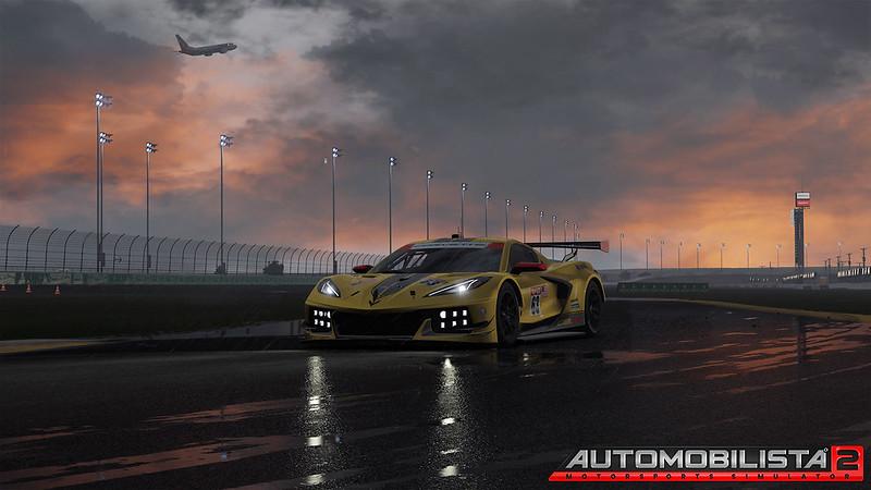 Automobilista 2 Corvette C8R