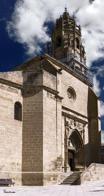 Iglesia Sta María Sadaba