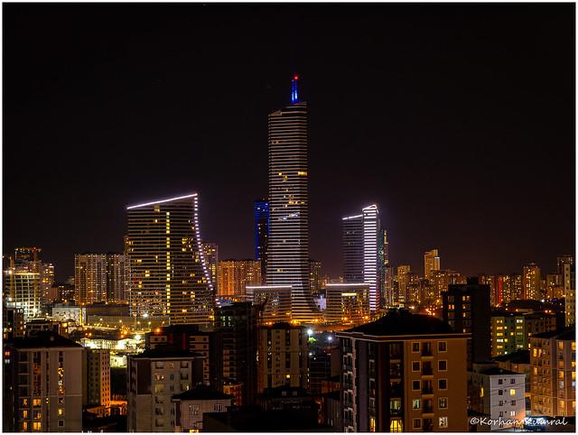 City - Lights and night!