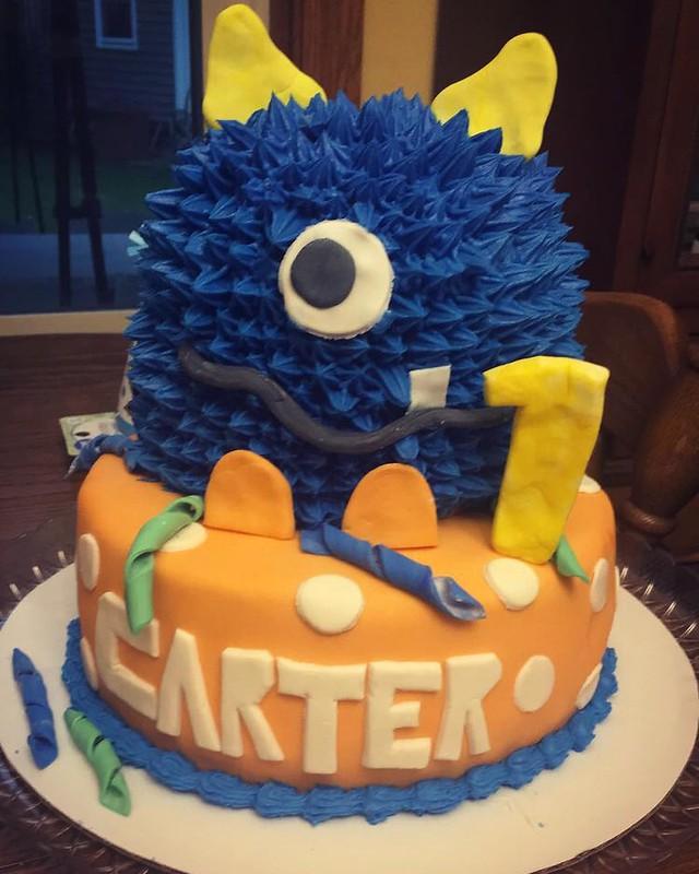Cake by Romona's Cakes