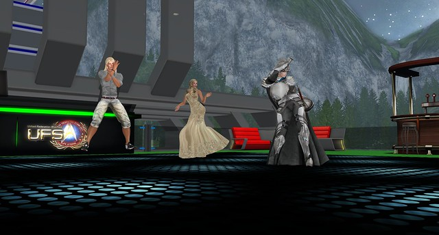 UFS Camelot Dance 210429 - DJ Kestral & Harry