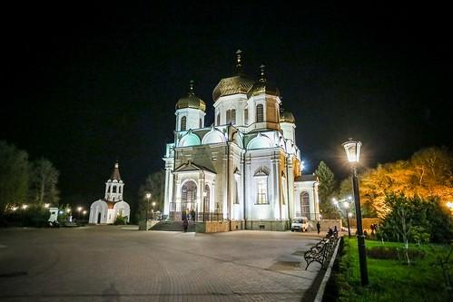 02 мая 2021, В праздник Светлого Христова Воскресения митрополит Кирилл возглавил богослужения в Казанском соборе