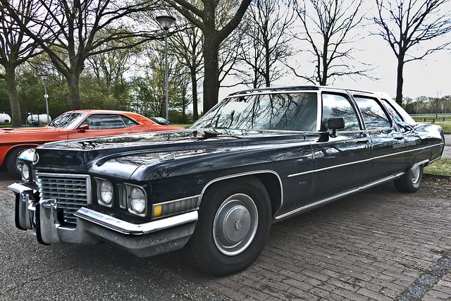 Cadillac Fleetwood Sedan 1972 (2523)