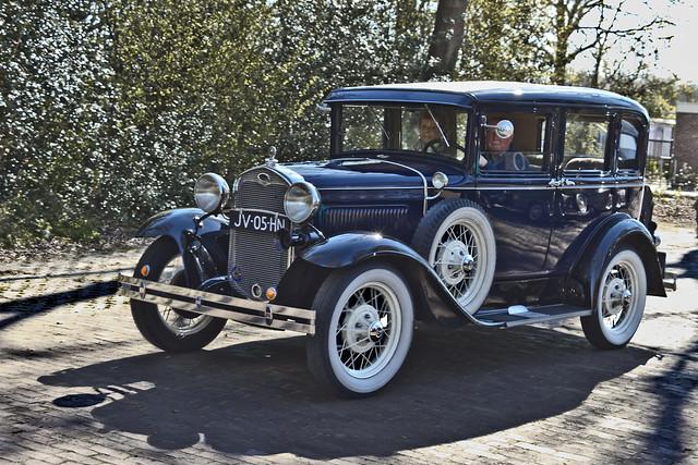 Ford Model A Fordor Sedan 1930 (2049)