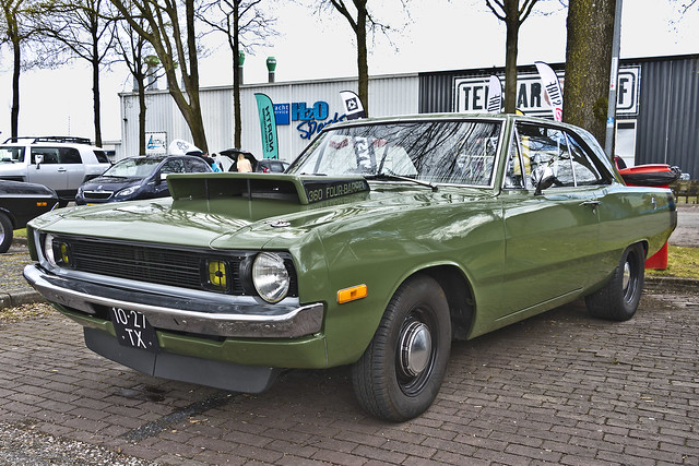 Dodge Dart Swinger Hardtop 1972 (2526)