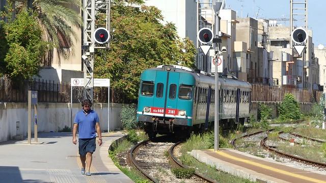 Treno Mazara del Vallo, Sicilia - Italy