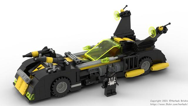 Bat-Tron ?!