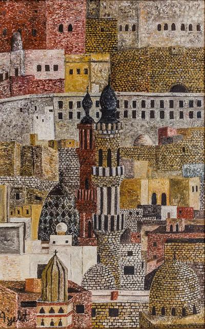 איילת בוקר היוצרות הישראליות ציירות  העכשוויות האמניות המודרניות   הציורים האימפרסיוניסטים הפוינטליסטים