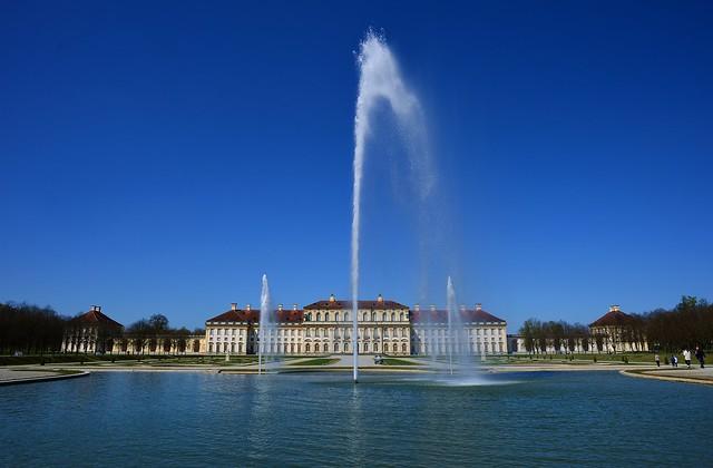 Oberschleißheim - Fountains