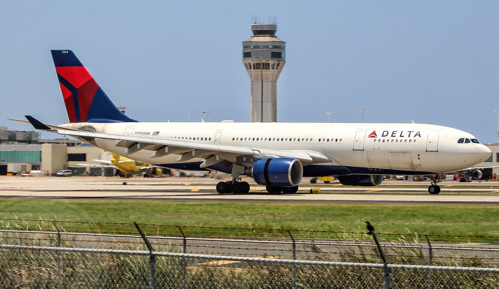 Delta Airlines/Airbus A330-223/N854NW