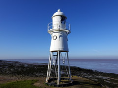 Black Nore Lighthouse in Portishead