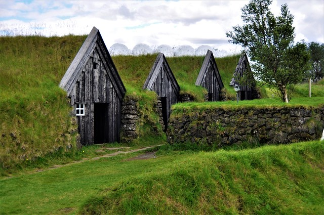 viejas granjas-KELDUR-Islandia