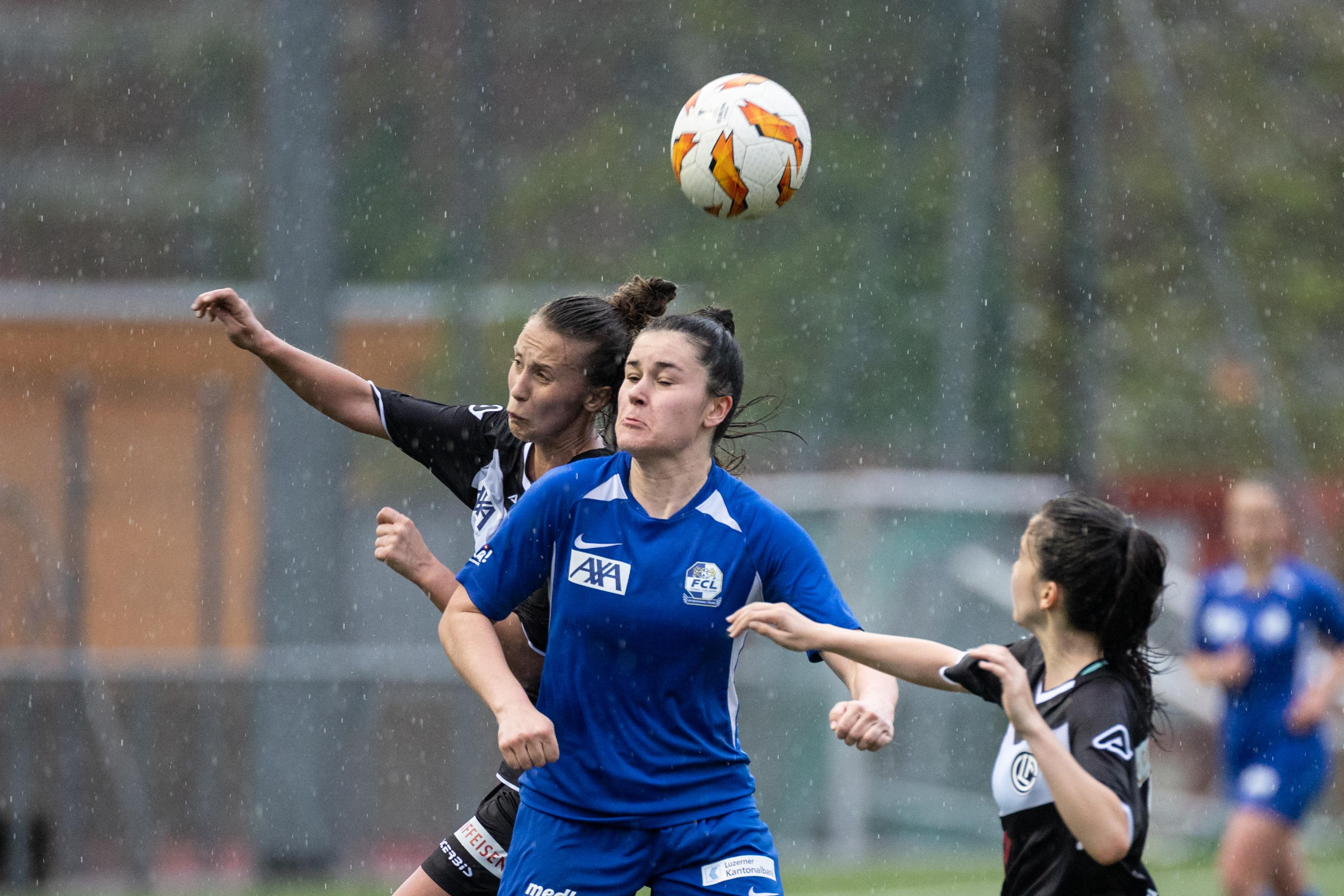 AWSL: FC Lugano - FCL 01.05.2021