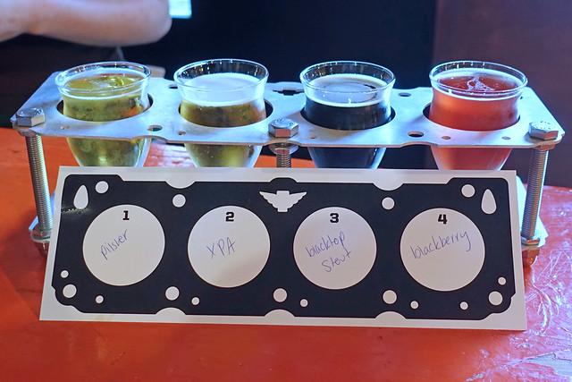 Panhead Brewery Tasters - Upper Hutt, New Zealand