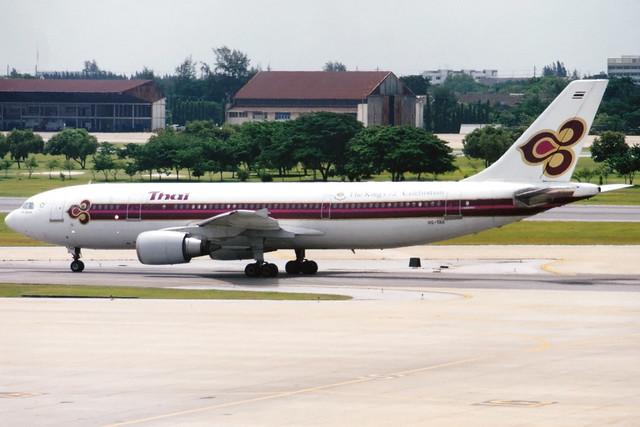 Thai Airways | Airbus A300-600 | HS-TAB | Bangkok Don Muang