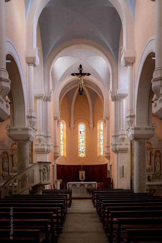 Eglise de Virigneux