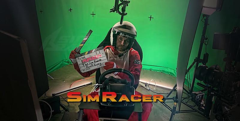 The Sim Racer Movie