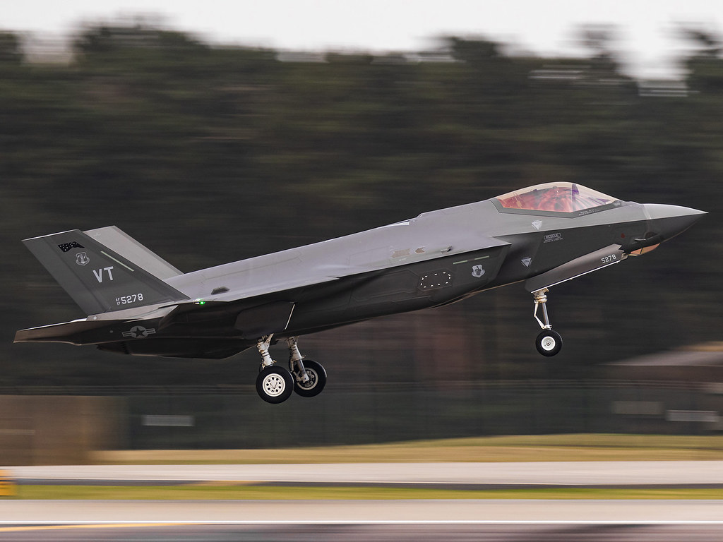 United States Air Force | Lockheed Martin F-35A Lightning II | 17-5278