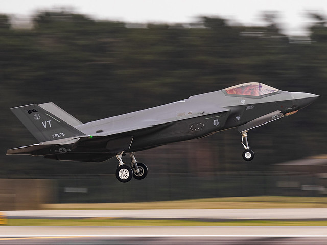 United States Air Force | Lockheed Martin F-35A Lightning II | 17-5278