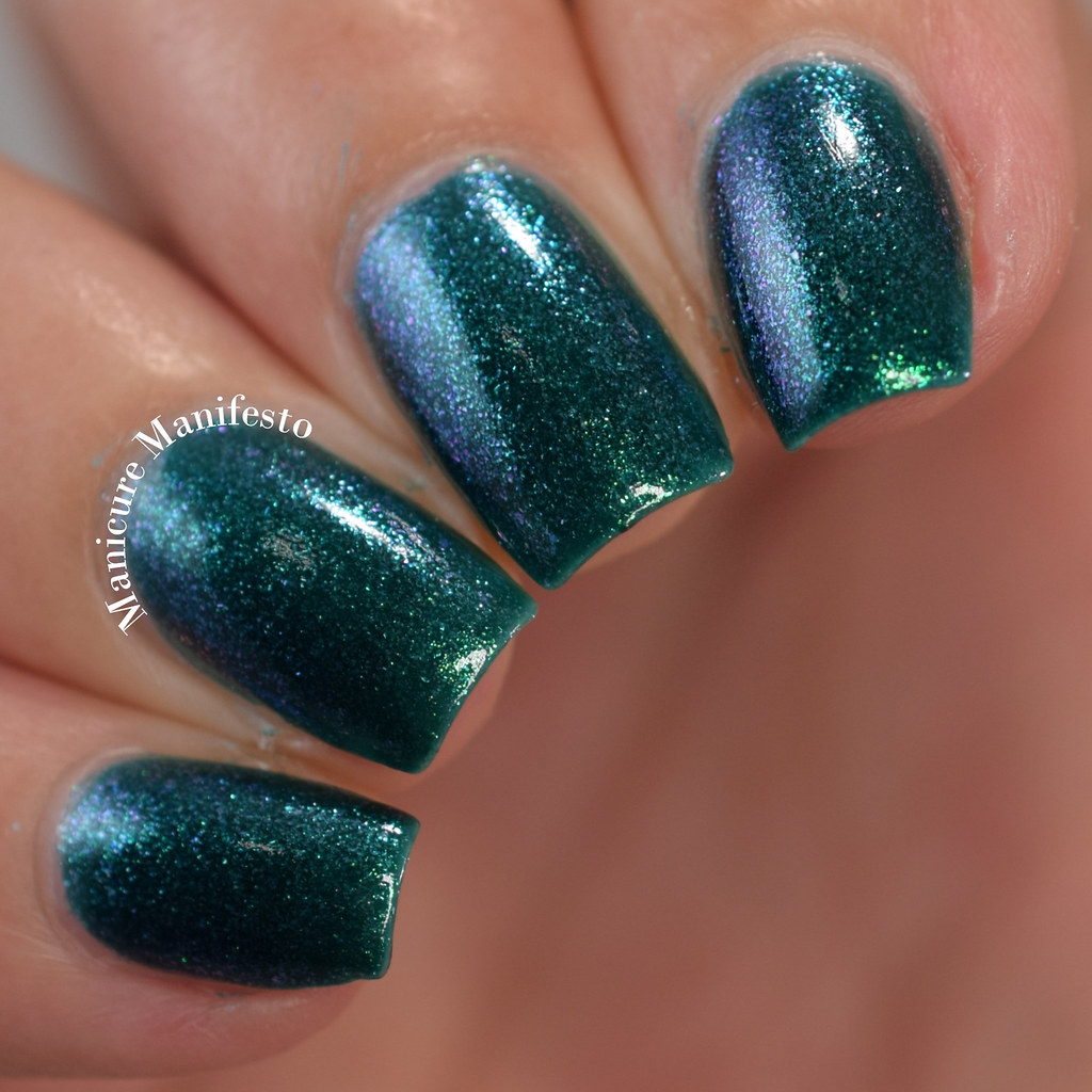 Lucky 13 Lacquer Wild & Untamed Review