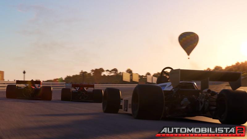 Automobilista 2  Classic F1