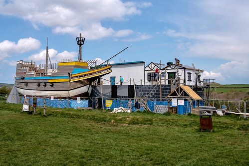 Mayflower build progress - 1st May 2021