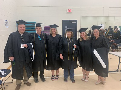 Picture of Master of Arts Graduates