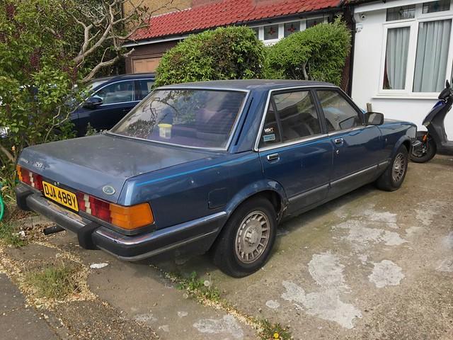 1983 Ford Granada Ghia X