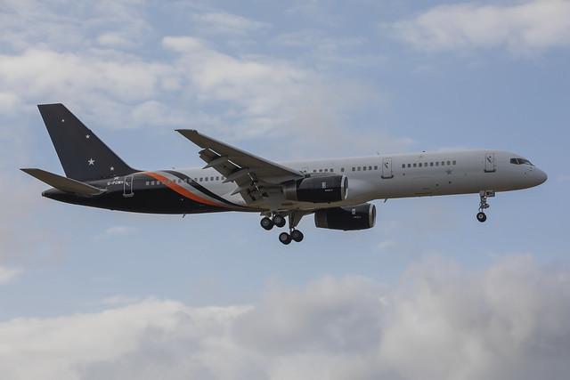 Titan Airways Boeing 757-256 G-POWH