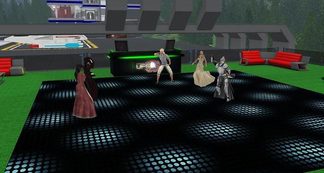 UFS Camelot Dance 210429
