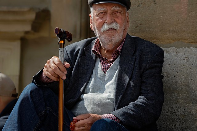 Portrait of a Wise Man