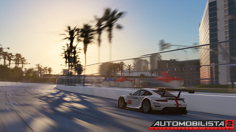 Automobilista 2 Porsche