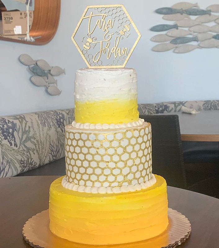 Cake by Bake me Happy