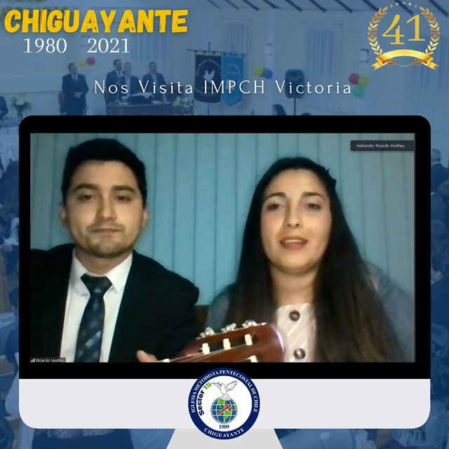 Aniversario N°41 Iglesia Metodista Pentecostal de Chile en Chiguayante