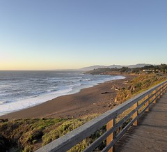 Cambria at Sunset