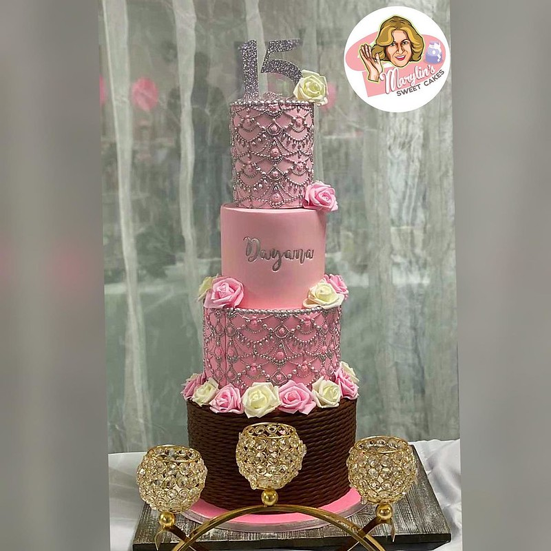 Cake by Marylin's Sweet Cakes
