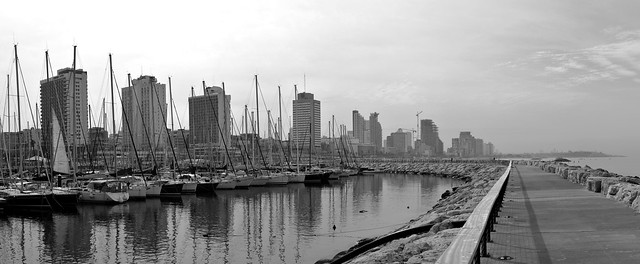 Tel Aviv cityscape