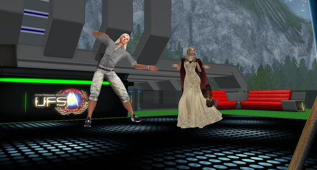 UFS Camelot Dance 210429 - DJ Kestral