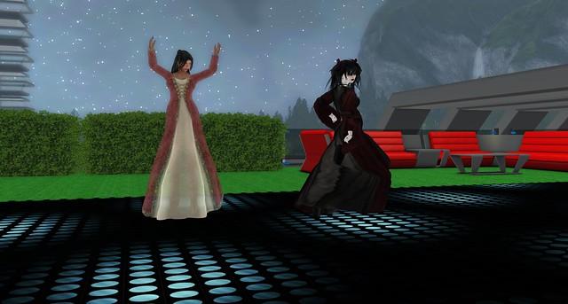 UFS Camelot Dance 210429 - Kari & Row