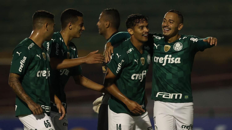 Palmeiras vence, vê Novorizontino tropeçar e segue vivo no Paulistão