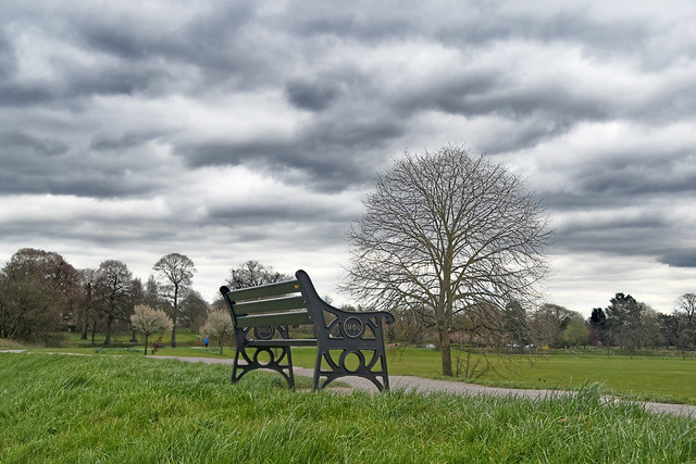 Perry Hall Park - Happy Bench Monday (HBM