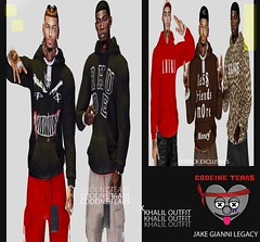 KHALIL OUTFIT @ MANLY ARENA