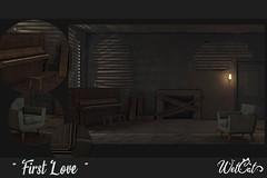 First Love - Scene Box