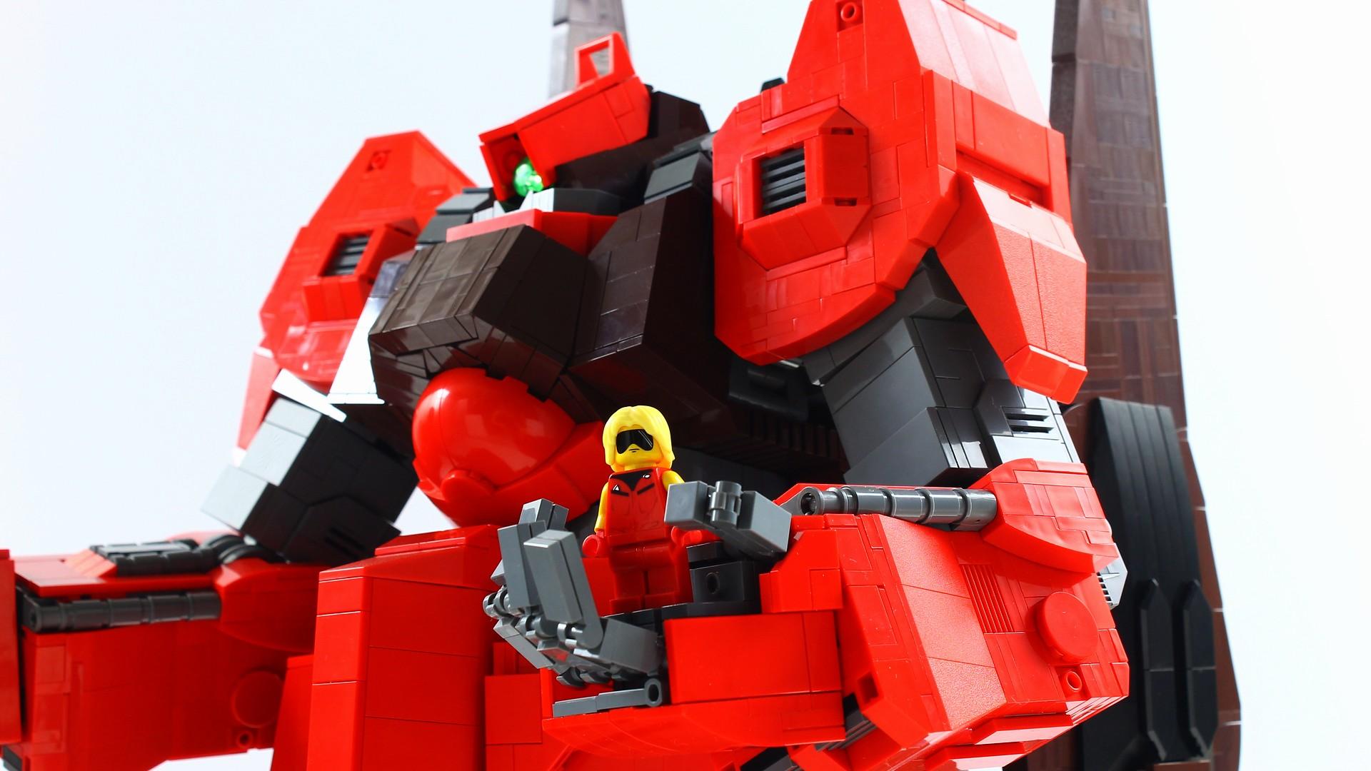 LEGO RICK DIAS