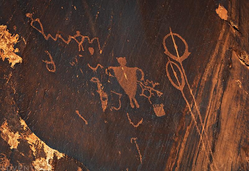 Atlatl Boulder Petroglyphs