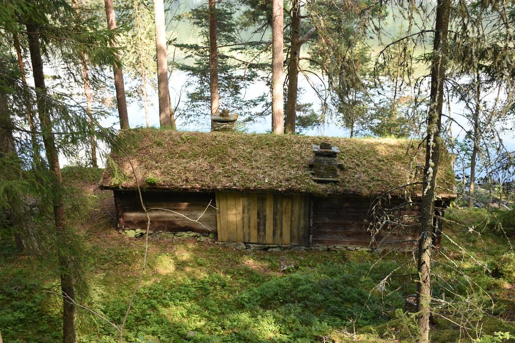 Valdres folkemuseum: Fiskebu fra Haldorsynøyn