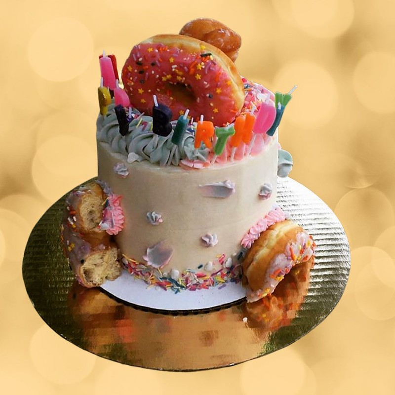 Cake by Addicted Bakery