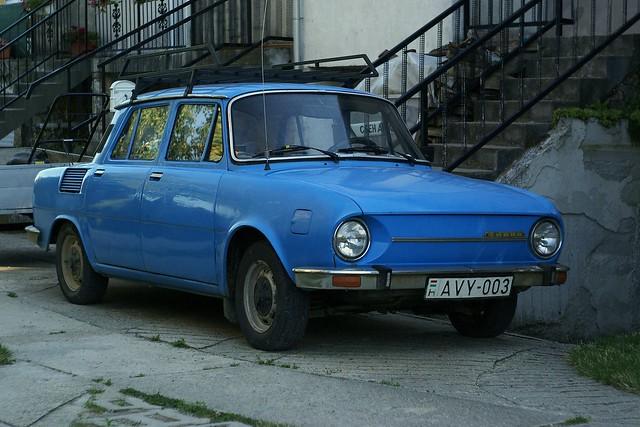 Škoda 100 L (1971)
