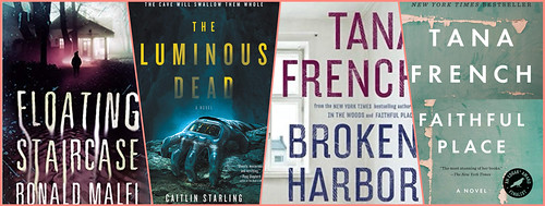 Spring into horror books